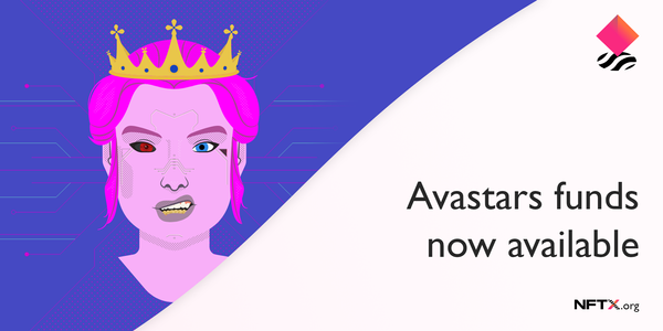 Avastars Index funds are now available